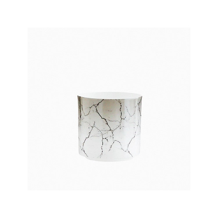 T-light holders Marble Print-Nookoo