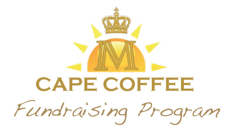 Cape Coffee Fundraising Program
