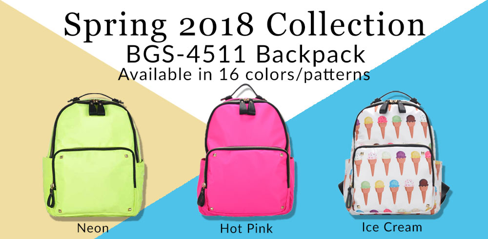Backpack BGS-4511