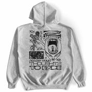 Allow Your Thoughts To Fade Hoodie