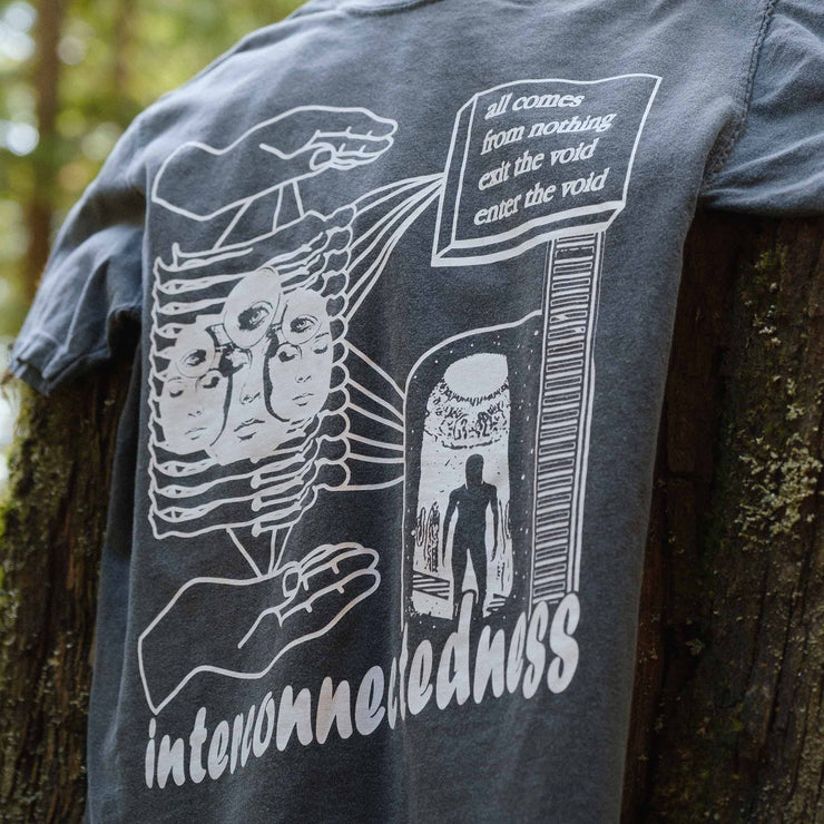 Interconnectedness Washed Tee