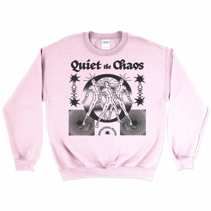 Quiet The Chaos Sweatshirt