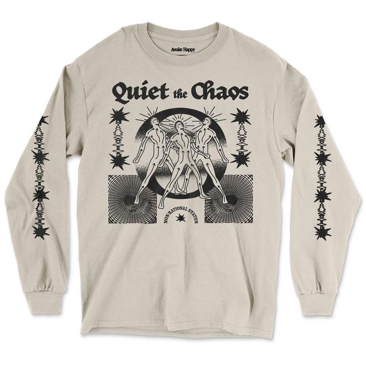 Quiet The Chaos Long Sleeve
