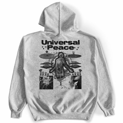 Universal Peace Hoodie #color_sport-grey