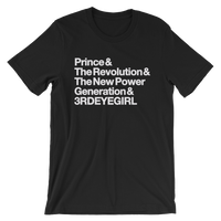 Prince & The Revolution & The New Power Generation & 3RDEYEGIRL