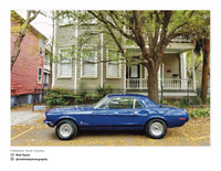 Cars in Front of Houses Calendar **SOLD OUT**