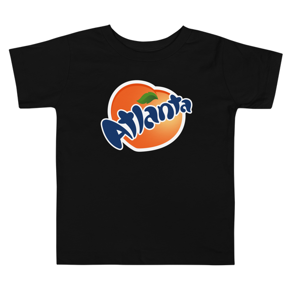 Fans of Atlanta Toddler Short Sleeve Tee
