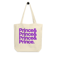 Purple Prince Ampersand Eco Tote