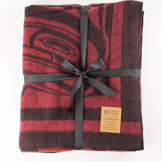 Wool Blanket – Celebration