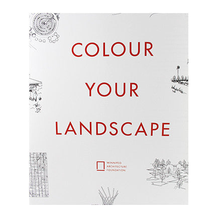 "book entitled ""Colour Your Landscape"""