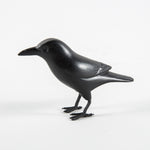 miniature black crow