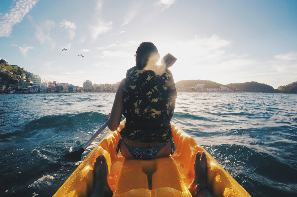 Waterproof Backpacks Kayaking