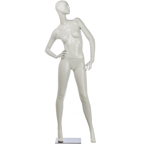 Fashion Female Full Form Mannequin by Atrezzo Front