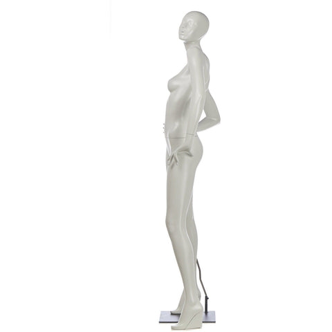 Fashion Female Full Form Mannequin by Atrezzo Side