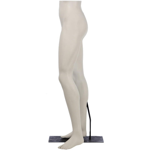 Athletic Female Pant Form Mannequin by Fusion Specialties Side