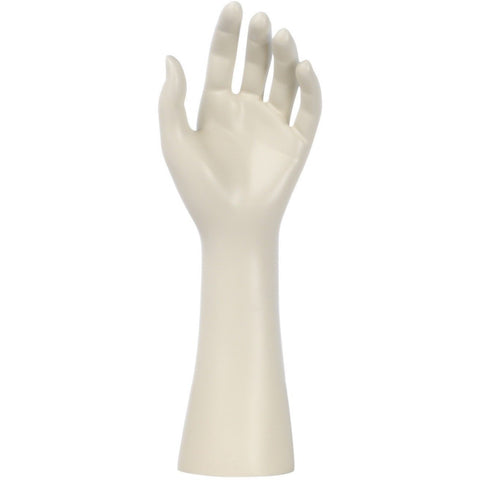 Female Left Hand Form Mannequin by Fusion Specialties Front
