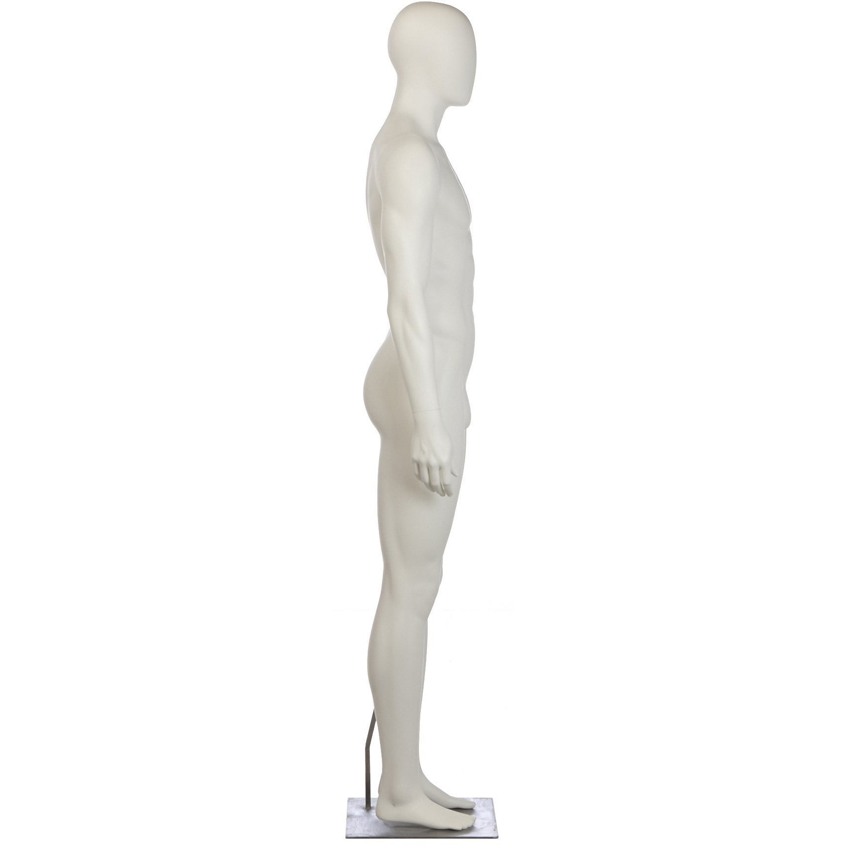 Olympus Static - Full Male Mannequin w/ Head