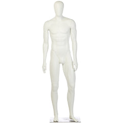 Athletic Male Mannequin by Fusion Specialties Front