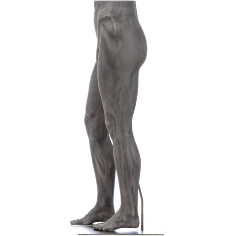 Athletic Male Pant Form Mannequin by Fusion Specialties Side