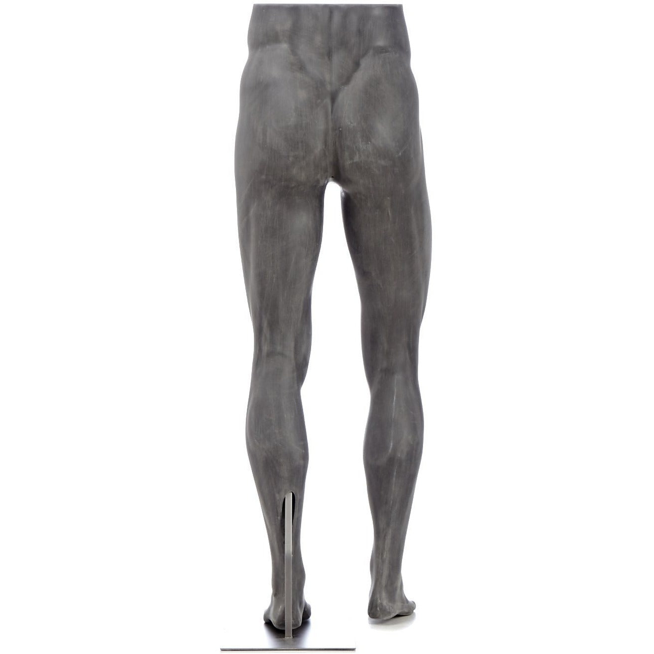 Athletic Male Pant Form Mannequin by Fusion Specialties Back