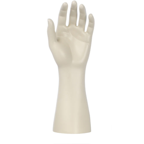 Male Left Hand Form Mannequin by Fusion Specialties Front