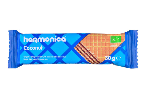 Organic Vegan Coconut wafer