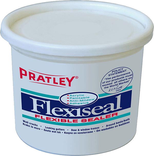 Pratley Flexiseal 500ml Bucket-PratleyUSA