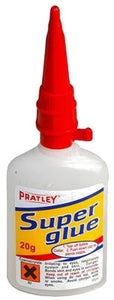 Pratley Superglue - 20 Grams-PratleyUSA