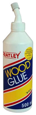 Pratley Wood glue - 500 ML-PratleyUSA