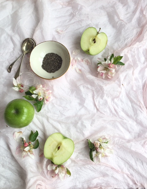 SPRING CLEANSE TREATMENTS WITH APPLE: