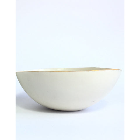 White Face Mask Bowl