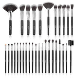Professional Makeup Brush Kit (32 Piece)