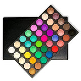 Ambito Professional Eye Shadow Palette (120 Colors)