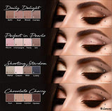 Bronzy Neutral Smoky Eye Shadow Palette