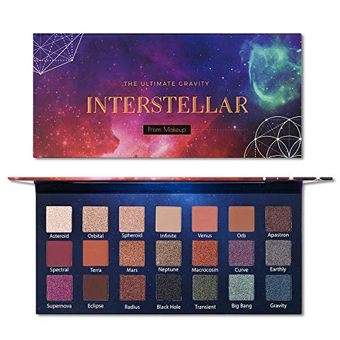 Interstellar Eye Shadow Makeup Palette