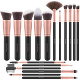 Full Face Premium Synthetic Blendable Makeup Brushes (17 Piece)