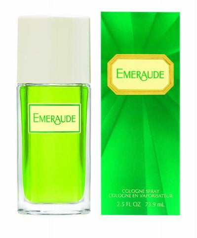 Emeraude 2.5 Cologne Sp For Women