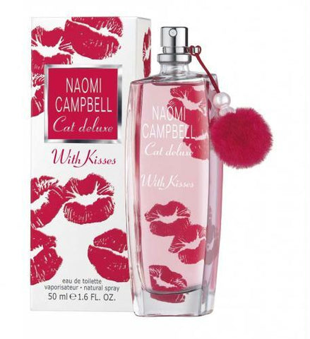 Naomi Campbell Cat Deluxe With Kisses 1.6 Edt Sp