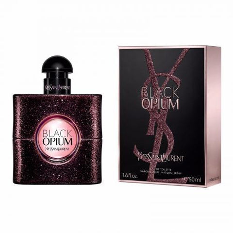Ysl Black Opium 1.6 Edt Sp For Women
