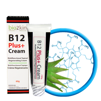 BioZkin B12 Plus+ Cream - BuyB12injection.com