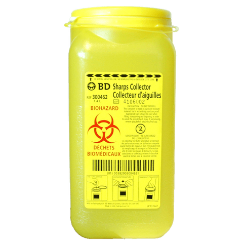 BD Sharp Container - BuyB12injection.com