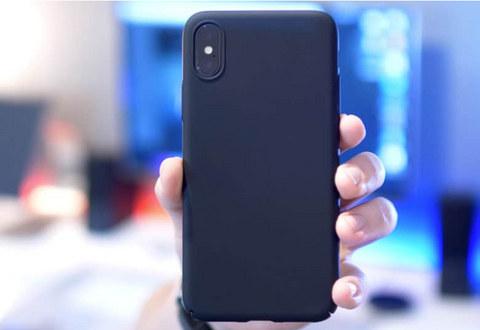 huge discount b312d 412a6 CultOfMac's Best iPhone X Case Article | LuxArmor Case Review