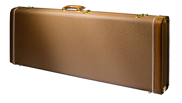Original Deluxe Brown Tolex Guitar Case