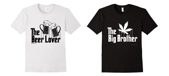 Great Gifts for Everyone. The Godfather Parody Shirts by Egoteest.