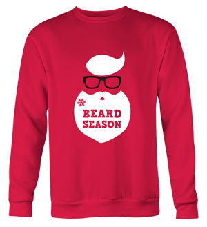 Egoteest: Beard Season - Sweatshirt