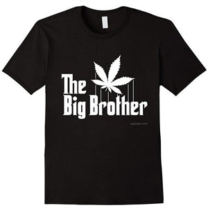 Egoteest: The Big Brother Cannbis, The Godfather Parody T shirt