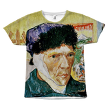 Egoteest Vincent Van Gogh Self-Portrait with Bandaged Ear T-shirt