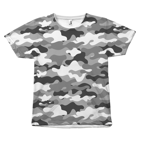 Camouflage Shirt by Egoteest