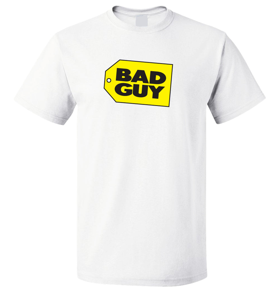 Bad Guy - Best Buy Parody T-shirt by Egoteest