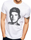 Avicii Shirt Avicii Portrait Shirt by Egoteest